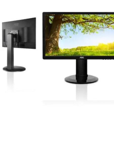 E2460PHU-AOC mejor Monitor led para pc