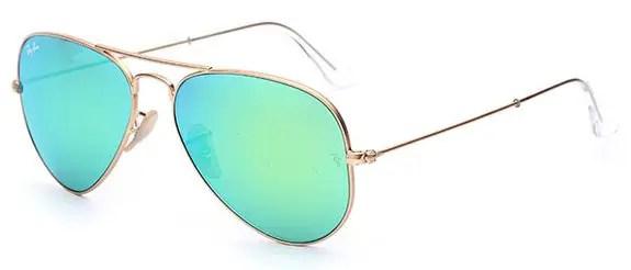 gafas ray ban aviador para mujer