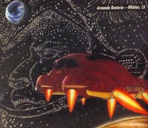 Lowrider Arte Armando Renteria Whittier CA