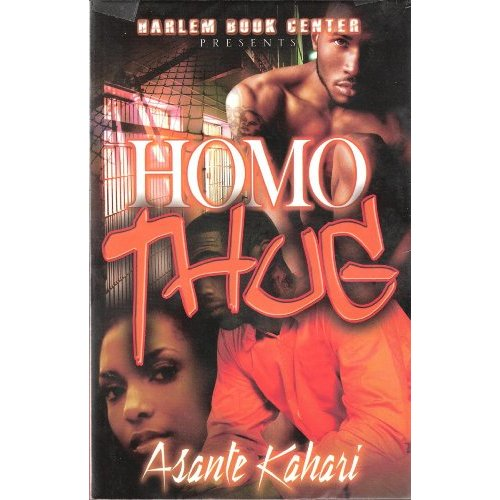 New Edition of Homo Thug with New Cover