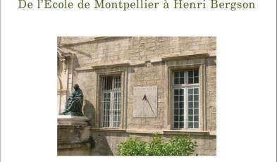 Contini, Esthétique et science du vivant- De l'École de Montpellier à Henri Bergson