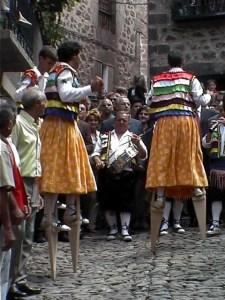 Danzantes de Anguiano, La Rioja
