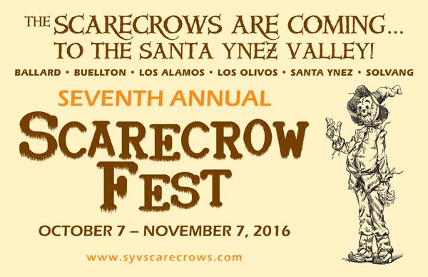 Los Olivos Scarecrow Fest