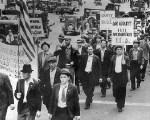 Las huelgas son uno de los tipos de conflictos laborales más frecuentes.