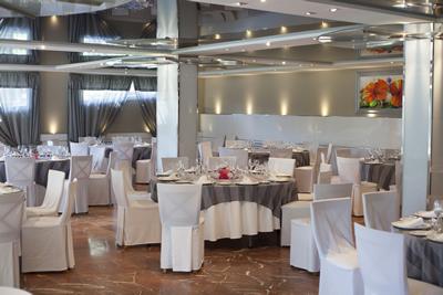 Salón Los Arcos Restaurante Los Robles