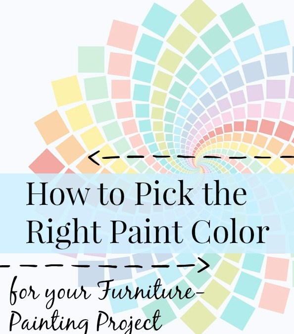 How to Pick the Right Paint Color for your Next Furniture ...