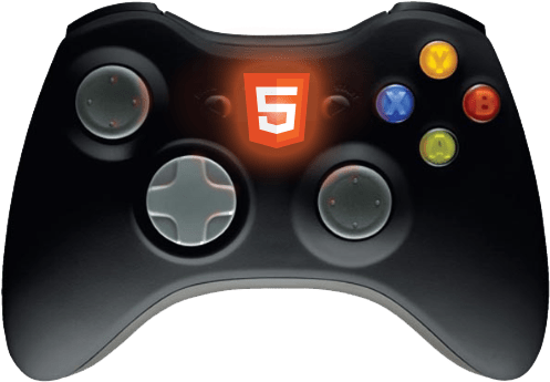 HTML5 games on Xbox 360