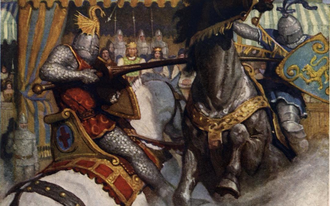 Was king Arthur from Glasgow, Scotland?
