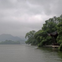 West Lake, Hangzhou. Photo by Ryan McLaughlin