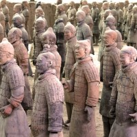 Xi'an: Terracotta-Warriors. Photo by Ryan McLaughlin