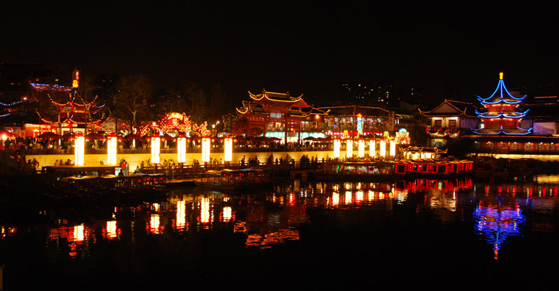 Nanjing Night. Photo by Let Ideas Compete.