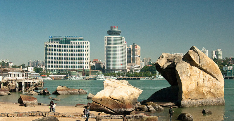 Xiamen. Photo by groucho.