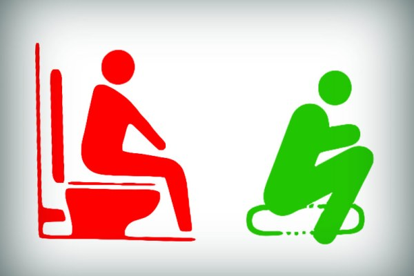 Toilets: You're doing it wrong