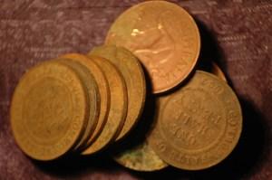 Australian Half-Pennys