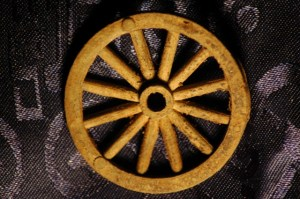 Childs Toy - Wagon Wheel