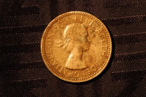 1956 Australian Shilling