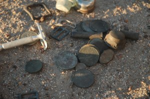 Metal Detecting Finds at Old Australian Stone Farmhouse