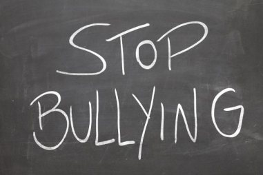 A simple Message - Stop Bullying!