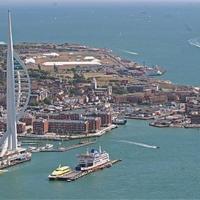 Portsmouth: La ciudad en frente del mar