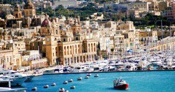 Malta-harbour