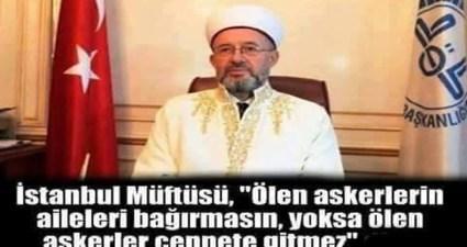 istanbul muftu