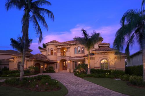 Medium Of Mediterranean Style House