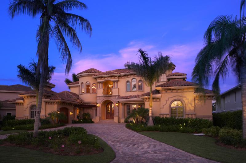 Large Of Mediterranean Style House