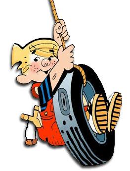 Dennis the Menace - comic strip icon