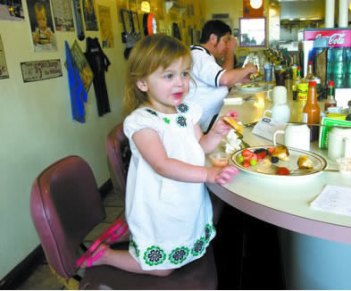 Kids of all ages welcome at Louisa's Place