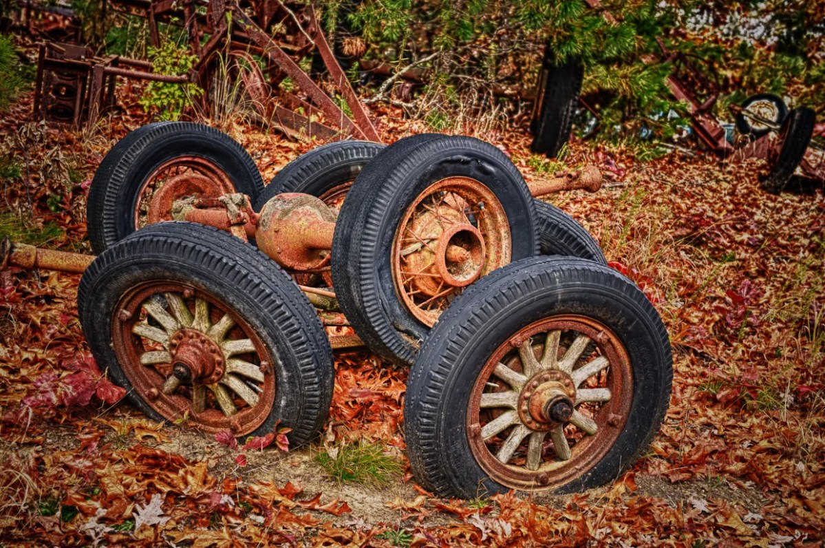 Pumpkin Run Car Show  Nj
