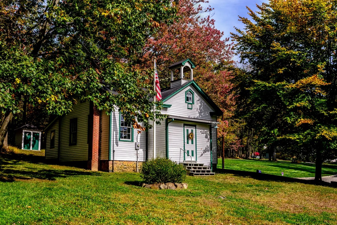 one-room-school house