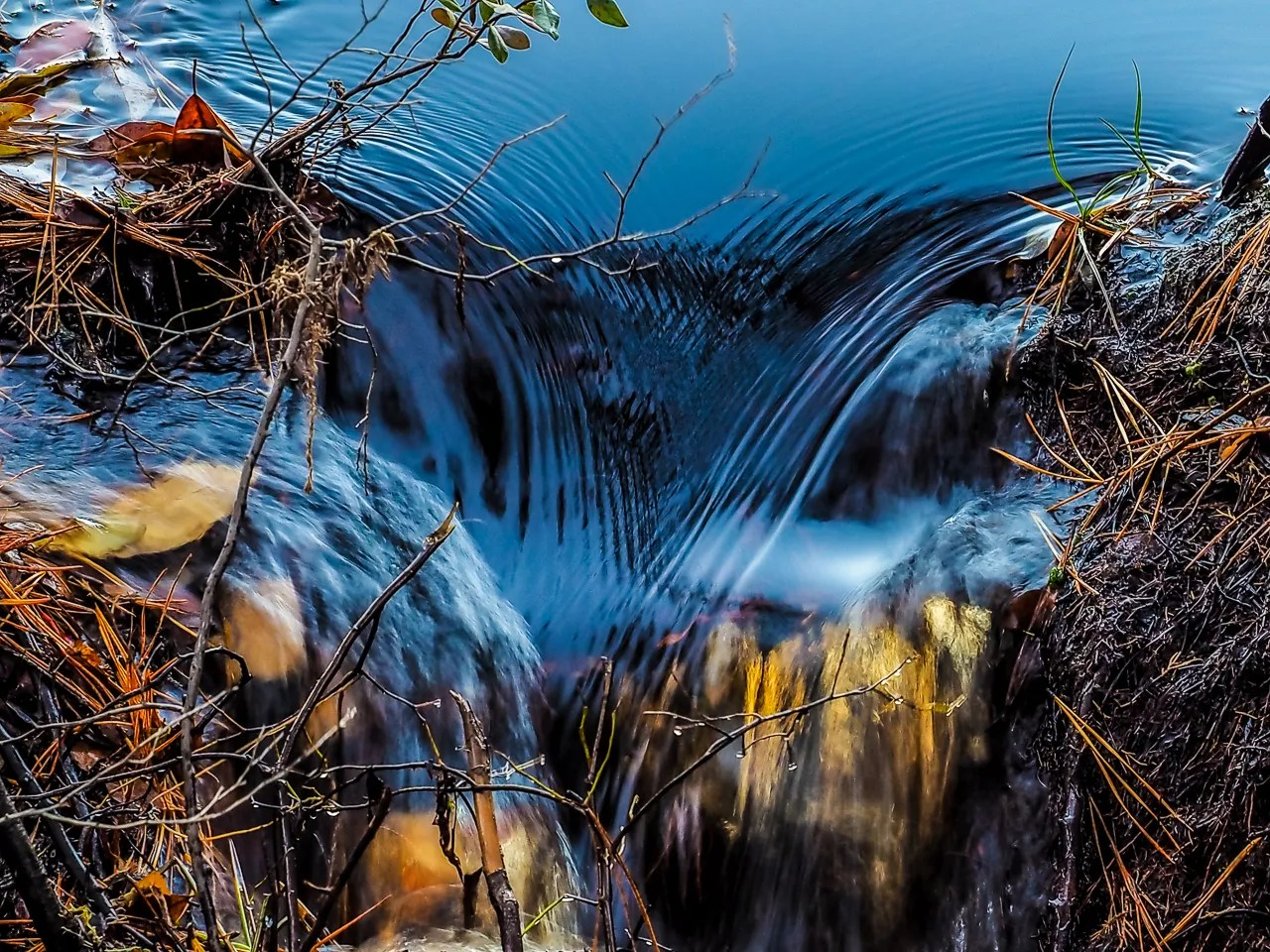 Lines of Water