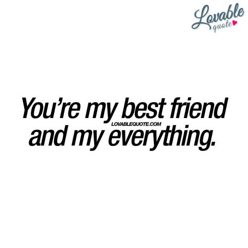 Medium Of Best Friend Quote