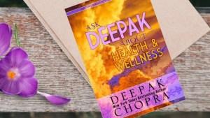 chopra book giveawa