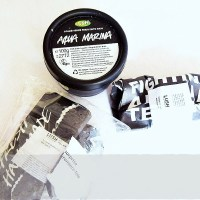 Blast From the Past : LUSH Cosmetics Fab Algae Cleanser