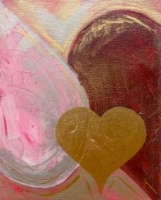 Together Forever Heart Art