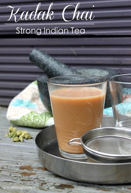 Kadak Chai | Strong Indian Tea
