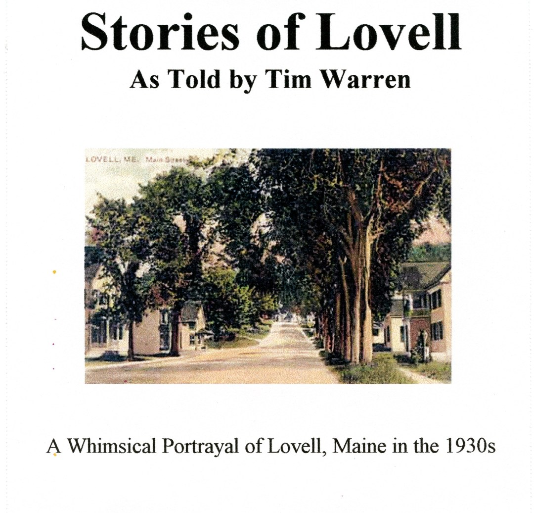Stories of Lovell CD