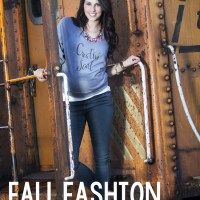 FALL FASHION - RAGLAN TOPS