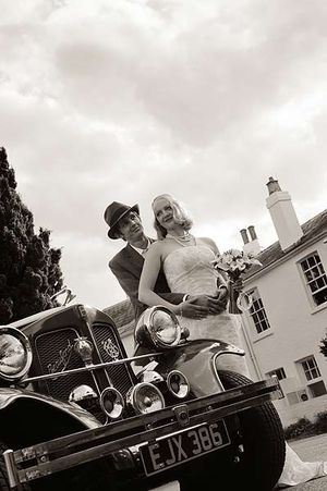 Bugsy Malone Style Matrimony! A Roaring 20s of a Wedding Day…