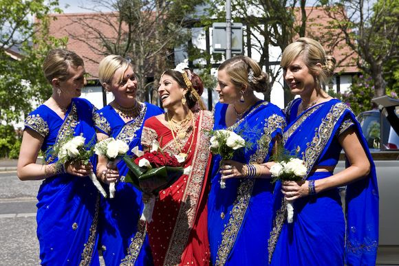 An Indian Scottish 'Fusion' Wedding – Part 1