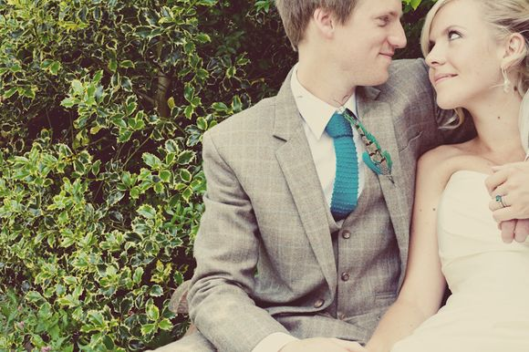 Tweed and Feathers ∼ An English Country Castle Wedding, Part 1