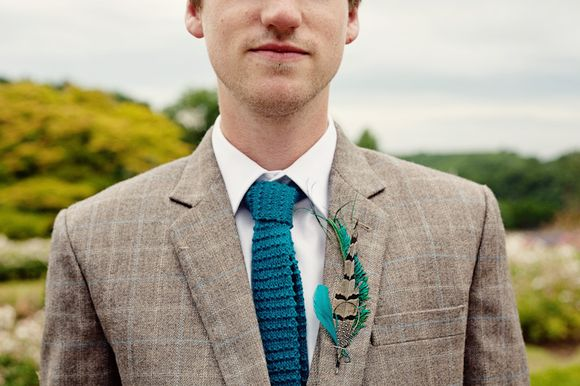 Tweed and Feathers ∼ An English Country Castle Wedding, Part 2