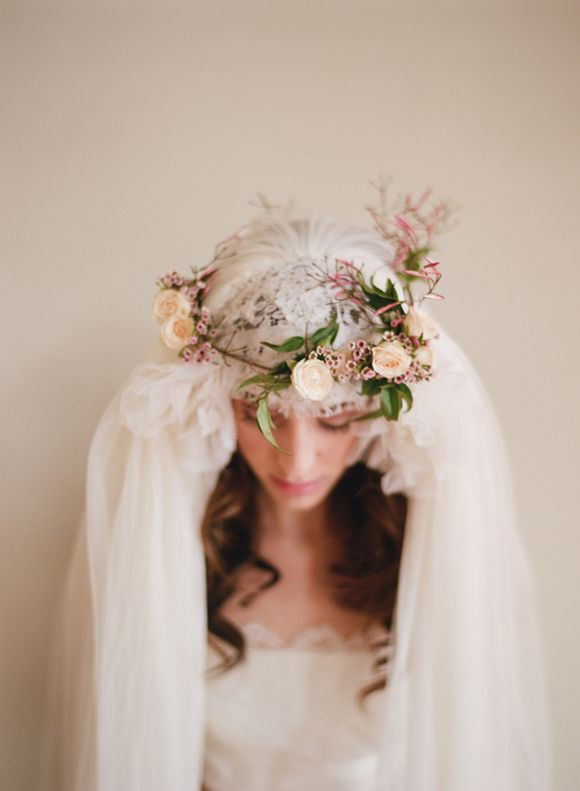 Delphine Manivet ~ Bringing French Chic Style To Your Wedding Day Wardrobe…