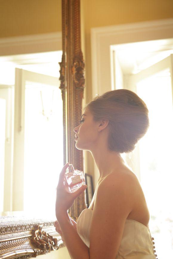 1950's Dior Bridal Inspiration ~ A Photoshoot at Goldsborough Hall…