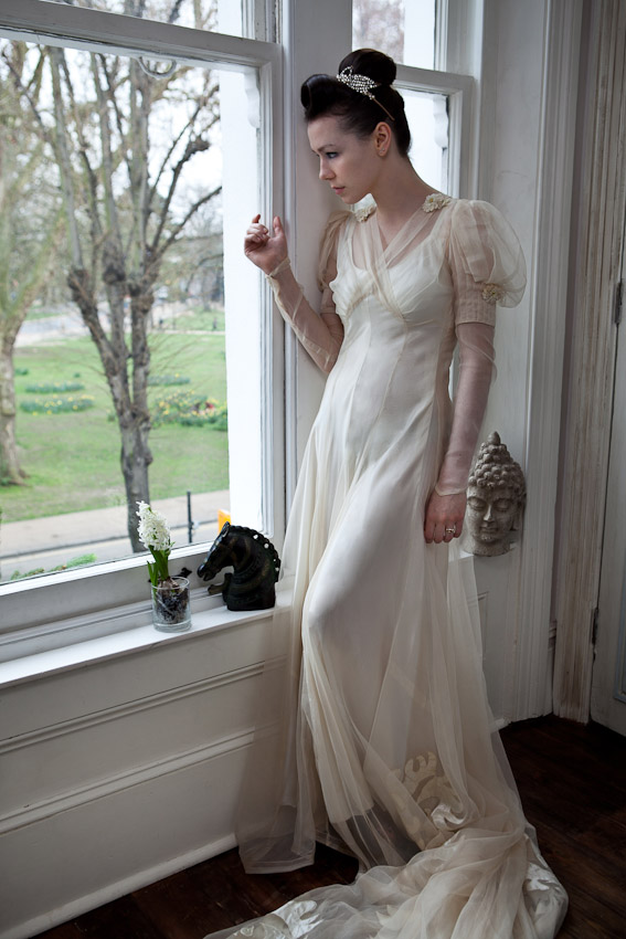 Vintage Glamour By Heavenly Brides Beautiful Original Wedding Dresses For The Modern Day Bride