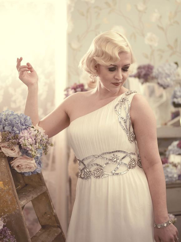 Crowning Glory ~ Vintage Inspired Wedding Hair Styles…