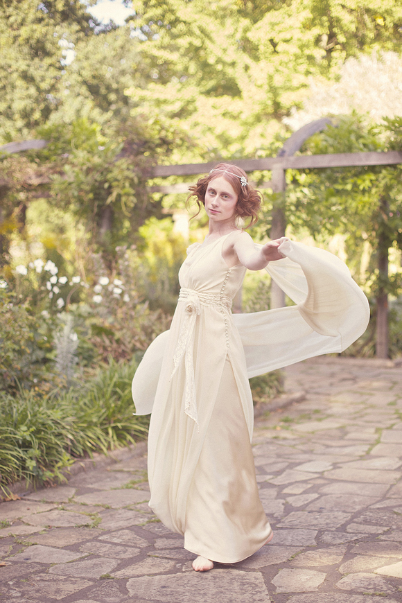 Antoinette Meet's Austen ~ Ethereal Wedding Day Style…