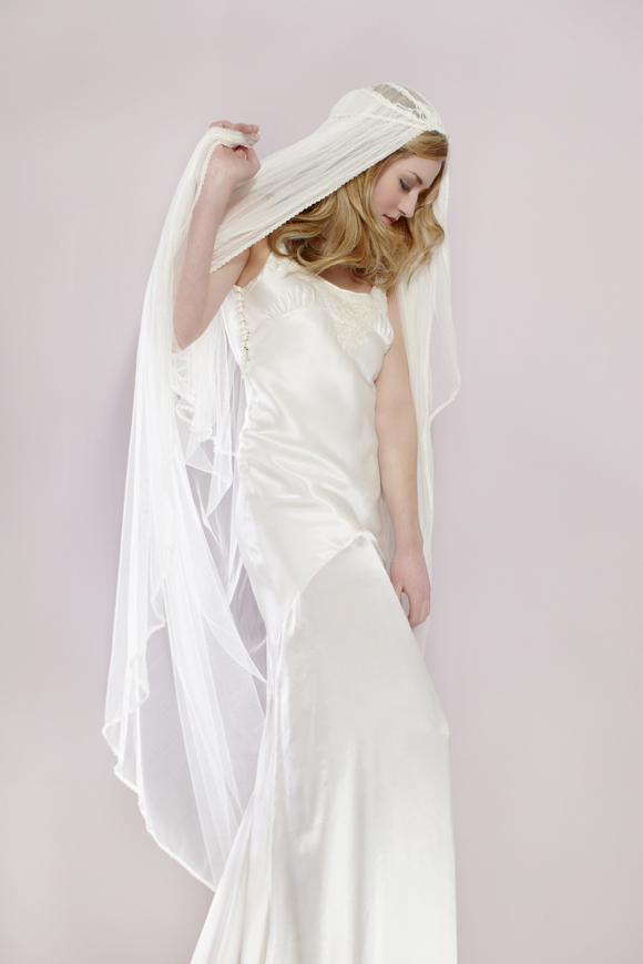 LoveBySusie Vintage Inspired Wedding Veils…