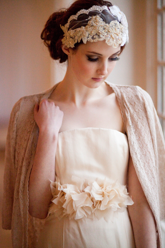 Victoria Mary Vintage Millésime ~ A New Collection of Vintage Inspired Bridal Headpieces & Accessories…